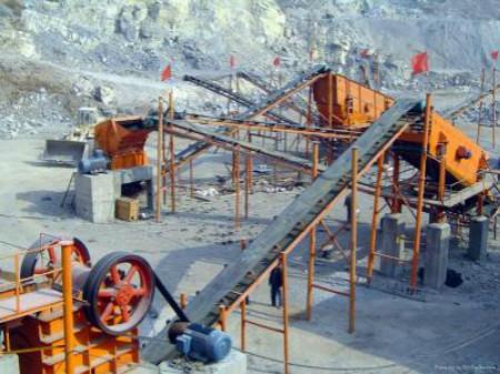 广东砂石生产线案例